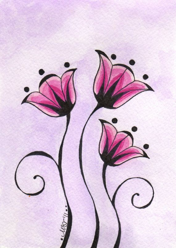 Pretty flower drawing at getdrawings free for personal use 570x804 gallery pretty flower drawings easy mightylinksfo