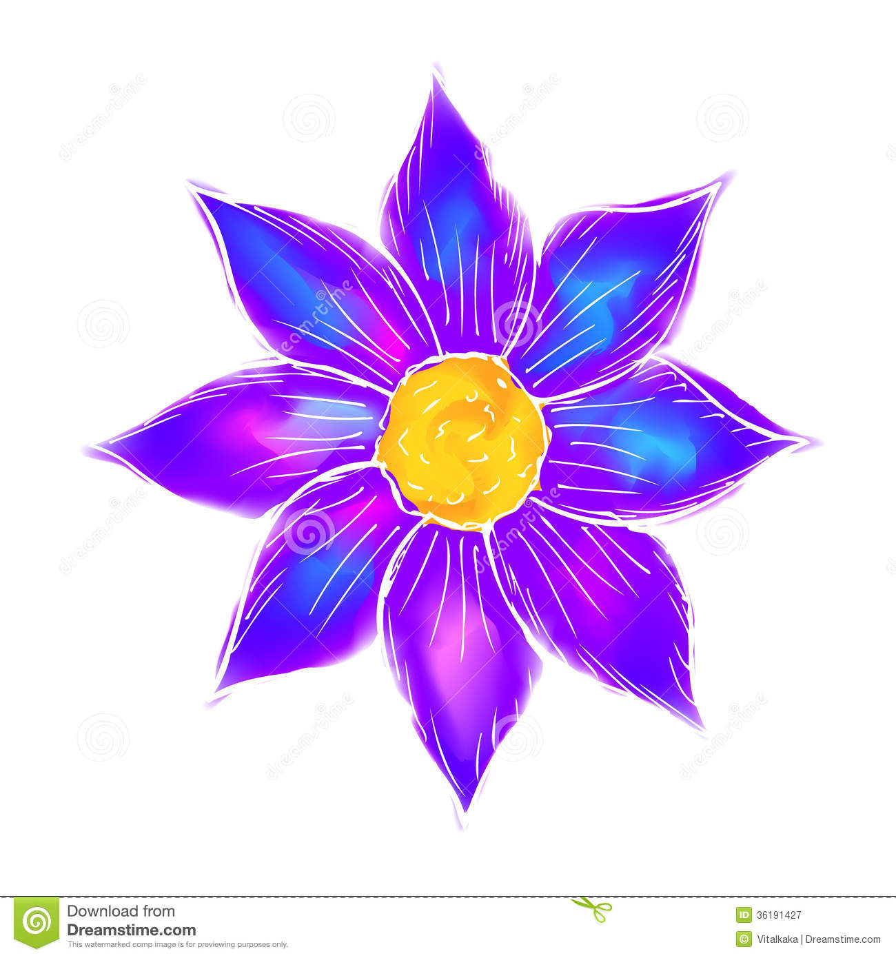 pretty flowers drawing at getdrawingscom free for