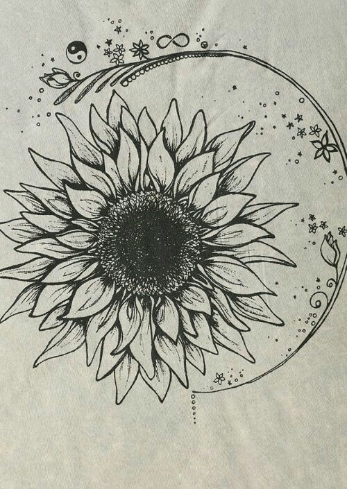 500x705 Sketch, Ootd, Drawing, Draw, Pretty, Amazing, Flower, Doodle