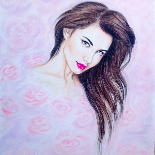 610x610 Amazing, Art, Beautiful, Beauty, Colorful, Colors, Colour, Draw