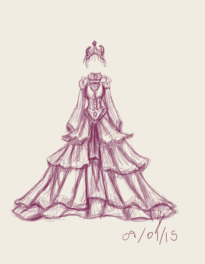 Easy Drawing Step by Step - How to Draw Beautiful Clothes ... |Pretty Clothes Drawings