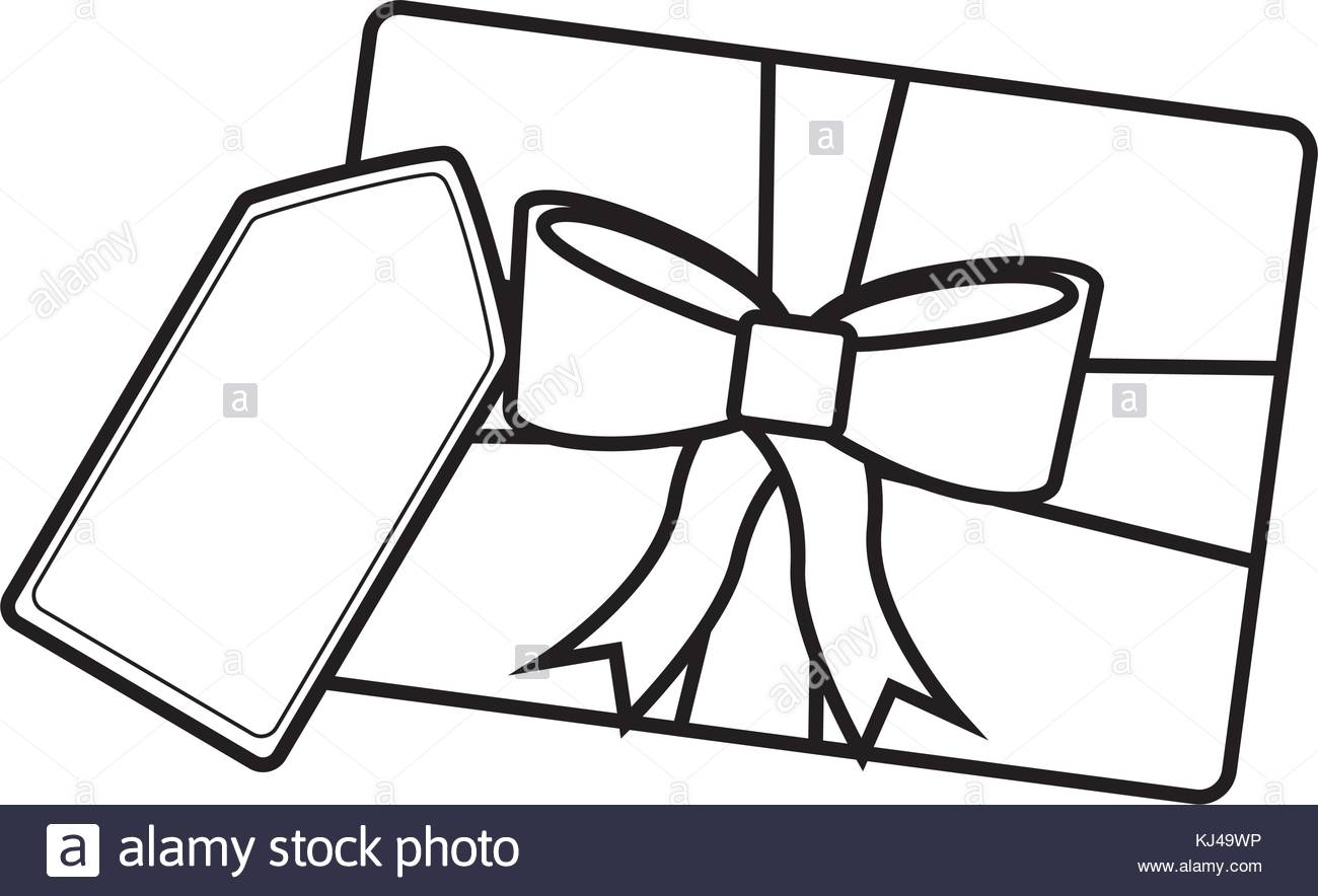 1300x884 Christmas Gift Tag Black And White Stock Photos Amp Images