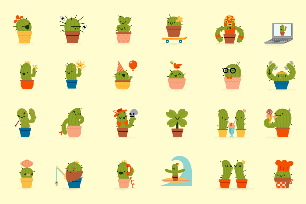 999x666 Prickly Pear Cactus