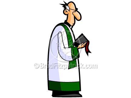 432x324 Cartoon Priest Clip Art Priest Graphics Clipart Priest Icon