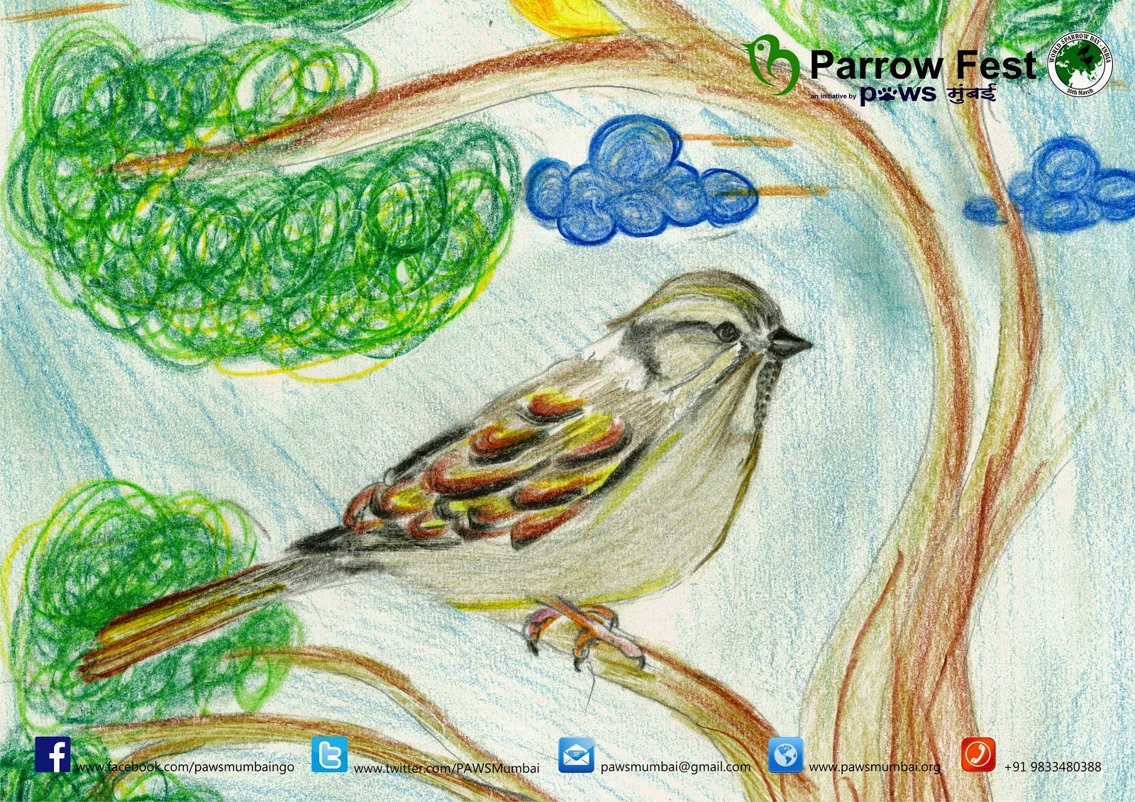 1600x1131 Sparrow Fest Sparrow Fest Competition Winners Sparrow Drawing