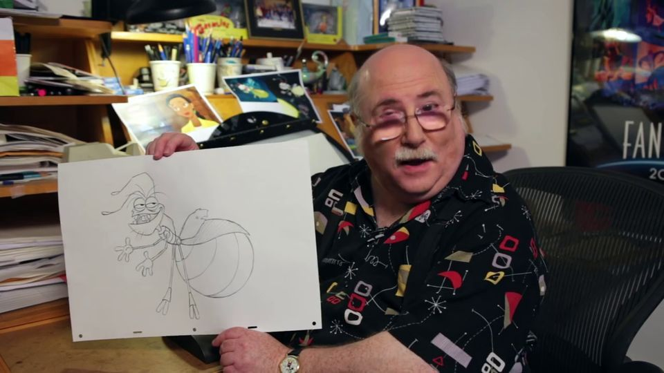 960x540 How To Draw Ray From The Princess And The Frog