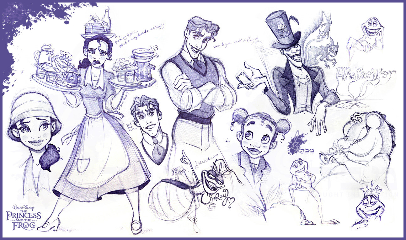 1294x765 The Princess And The Frog