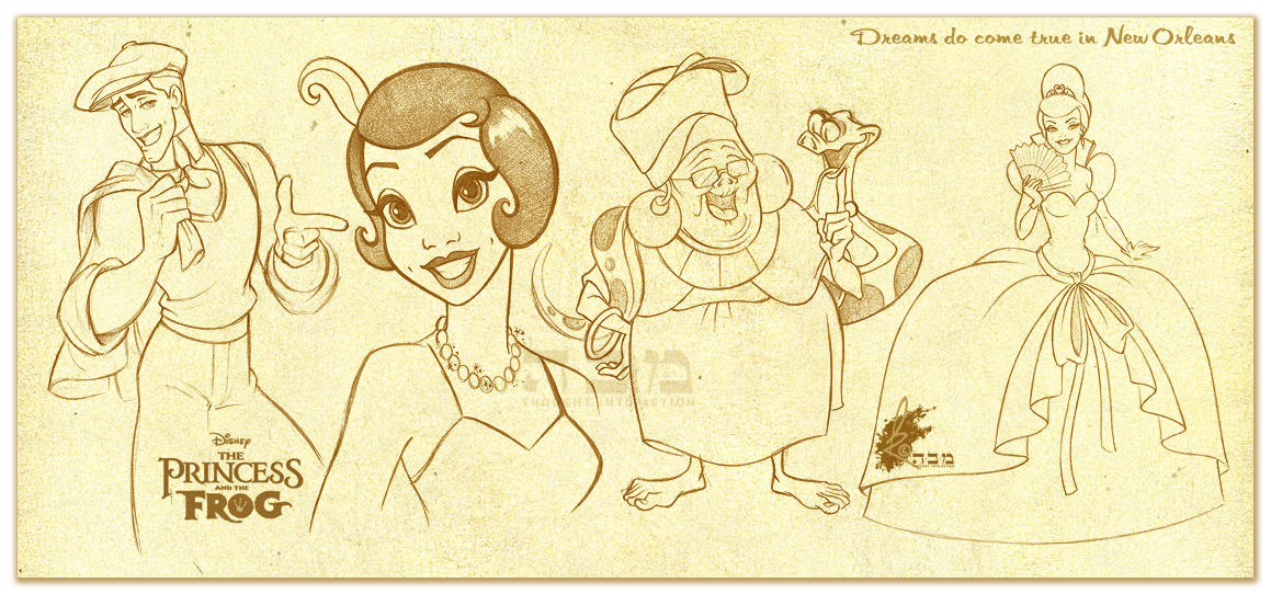 1159x542 The Princess And The Frog