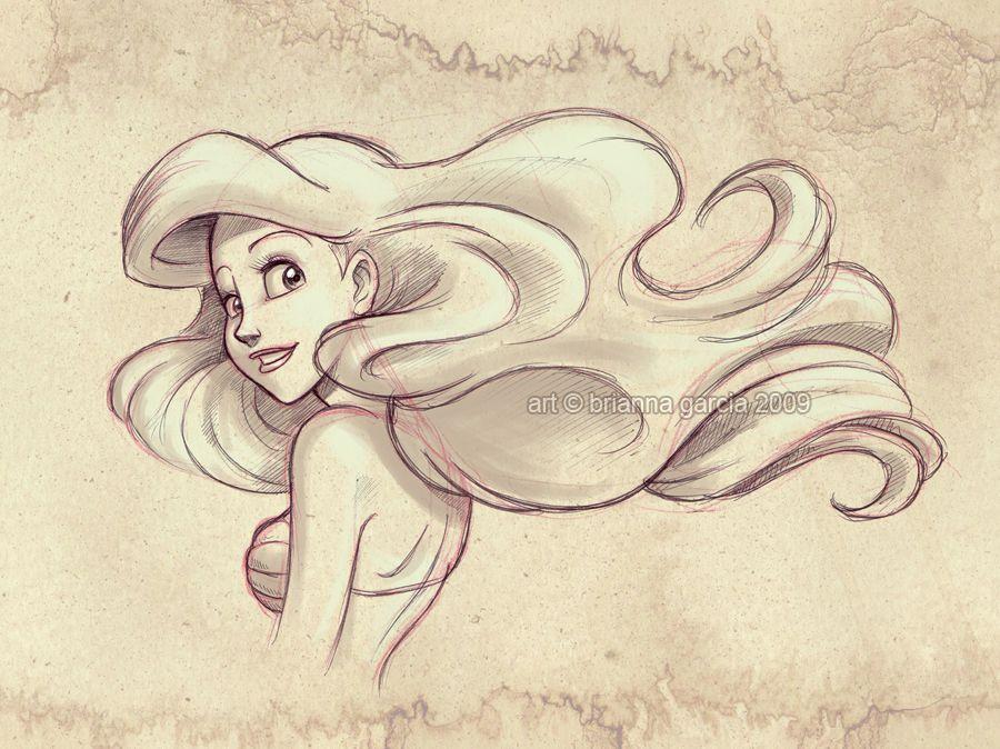 900x674 Little Mermaid