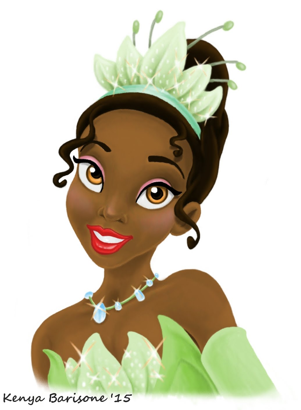 Princess tiana drawing at getdrawings free for personal use 1035x1411 disney39s princess and the frog drawing princess tiana thecheapjerseys Images
