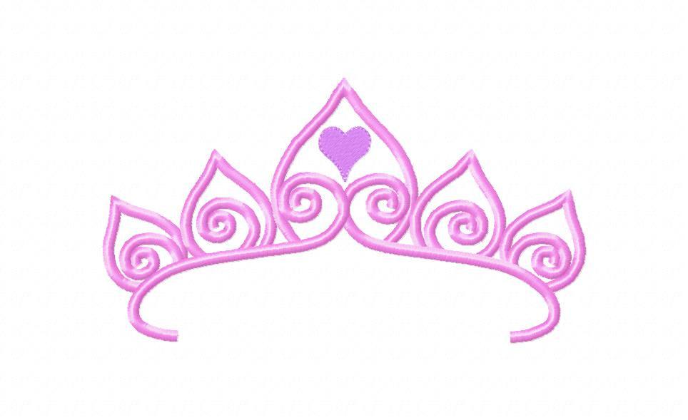 Princess Tiara Drawing At Getdrawings Free For Personal Use