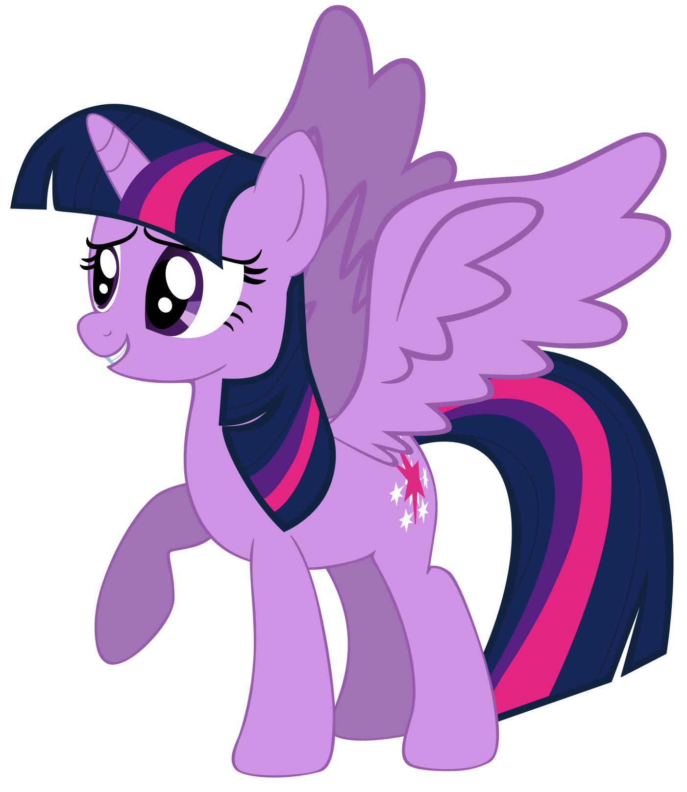 Princess Twilight Sparkle Drawing