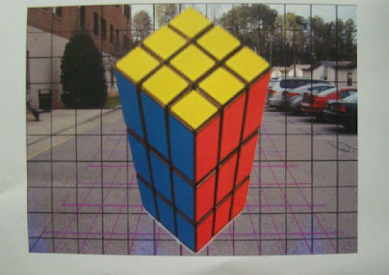 560x397 Mystery Solved A Step By Step Guide To Creating A 3d Anamorphosis