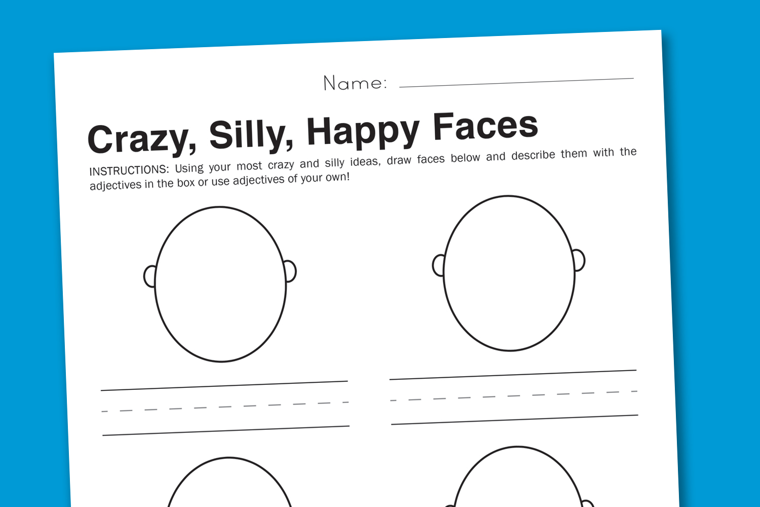 Printable Drawing Worksheets For Kids At Getdrawings Free For