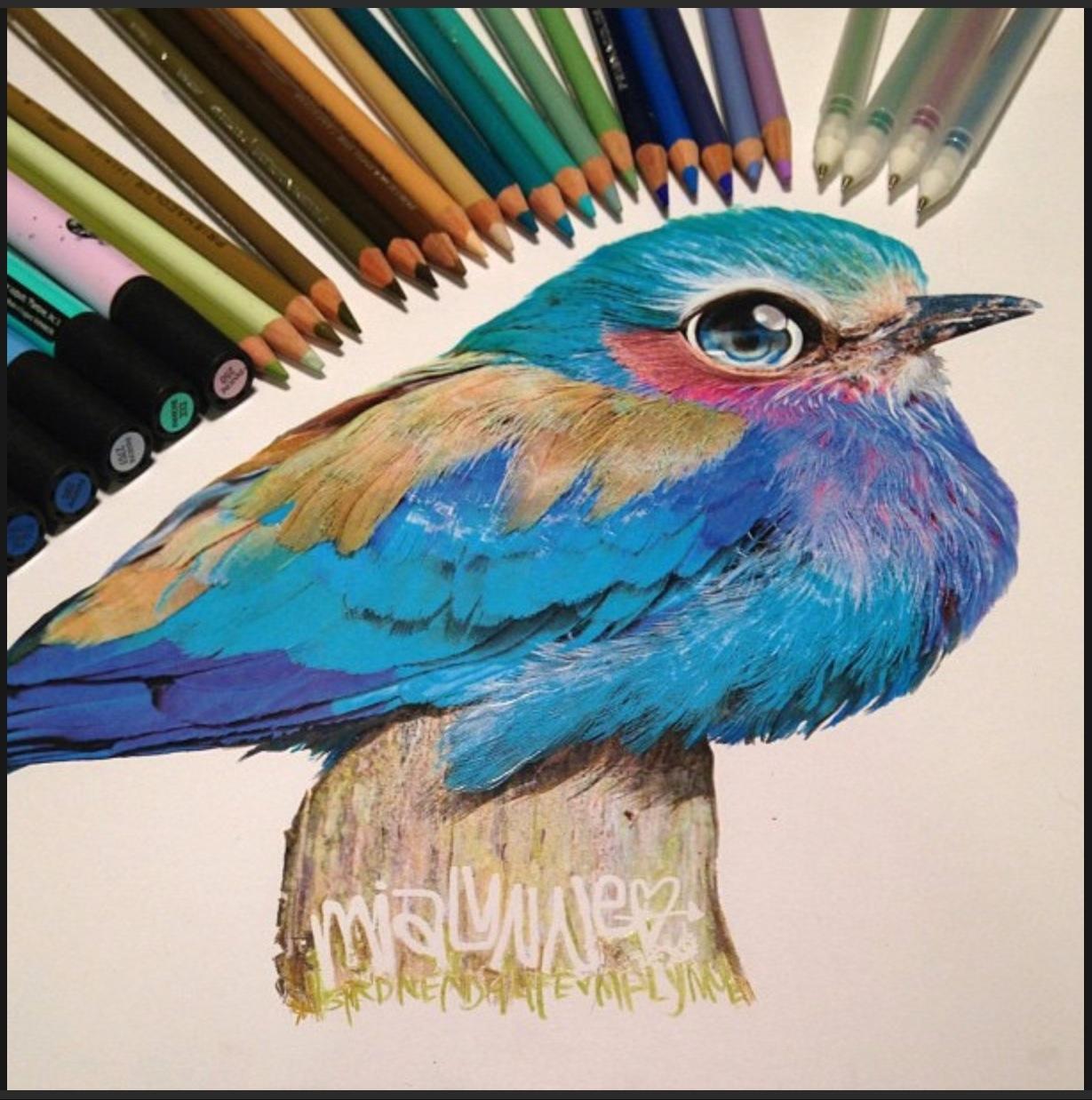 1229x1238 Amazing Prismacolor Pencils And Pens Markers Art Colored Pencil