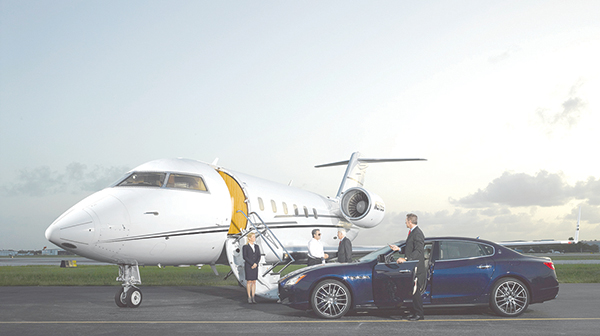 600x336 Private Jets Capture Busy Routes, Draw Impressive Investment