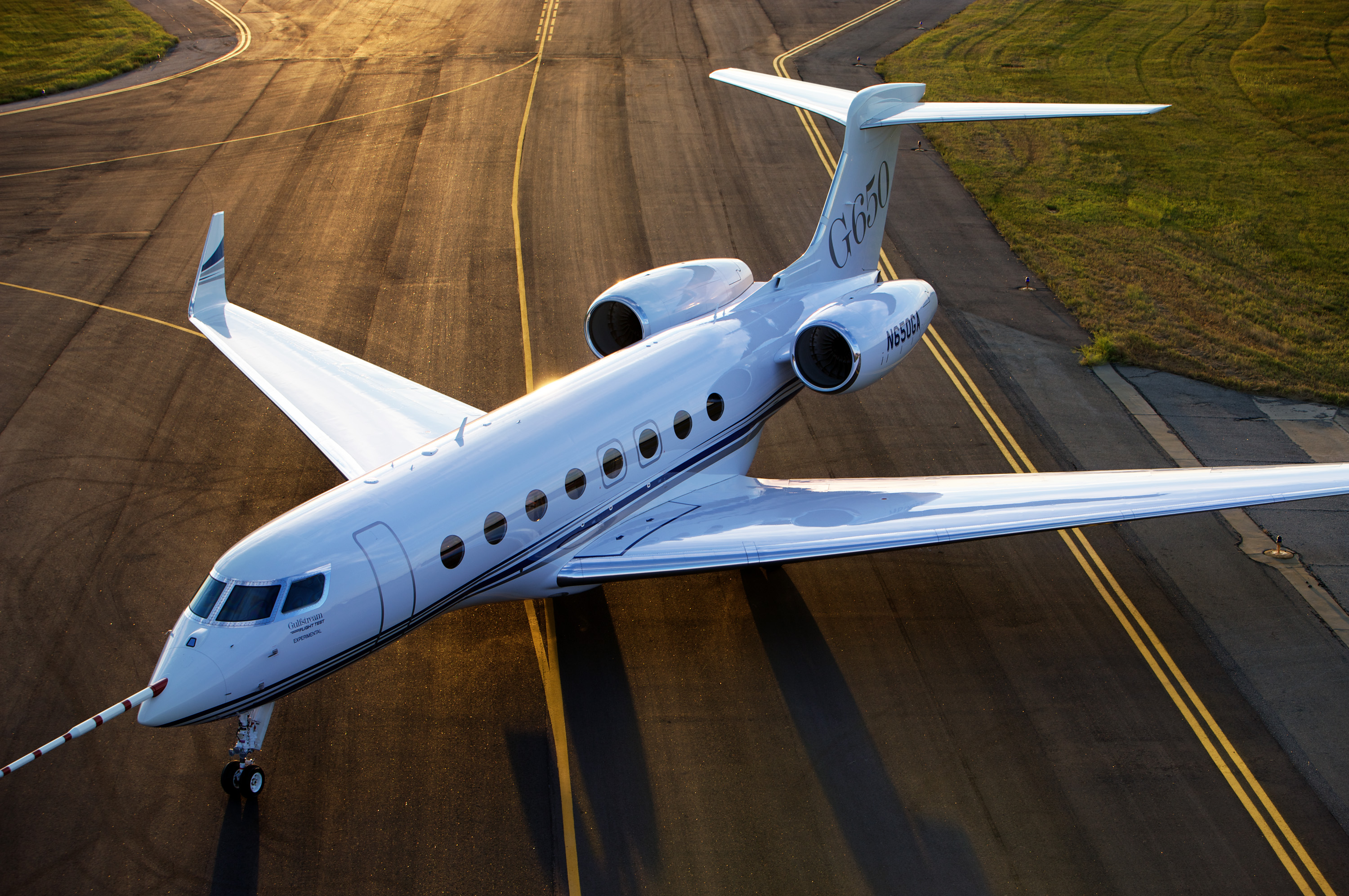3000x1993 World's Most Expensive Private Jet Aircraft