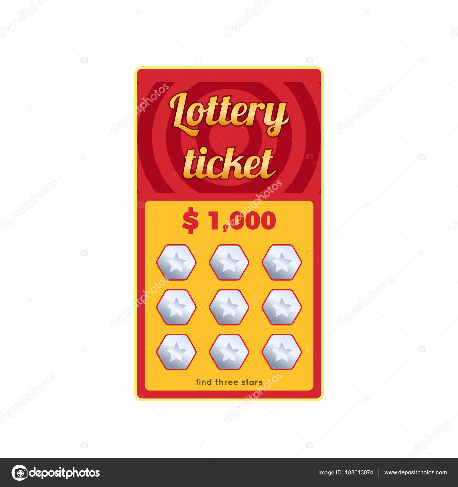 1600x1700 Lottery Ticket For Drawing Money And Prizes. Lottery Successful