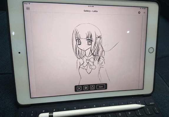 574x400 Tired Of Wacom Don'T Find Digital Drawing Comfortable Try