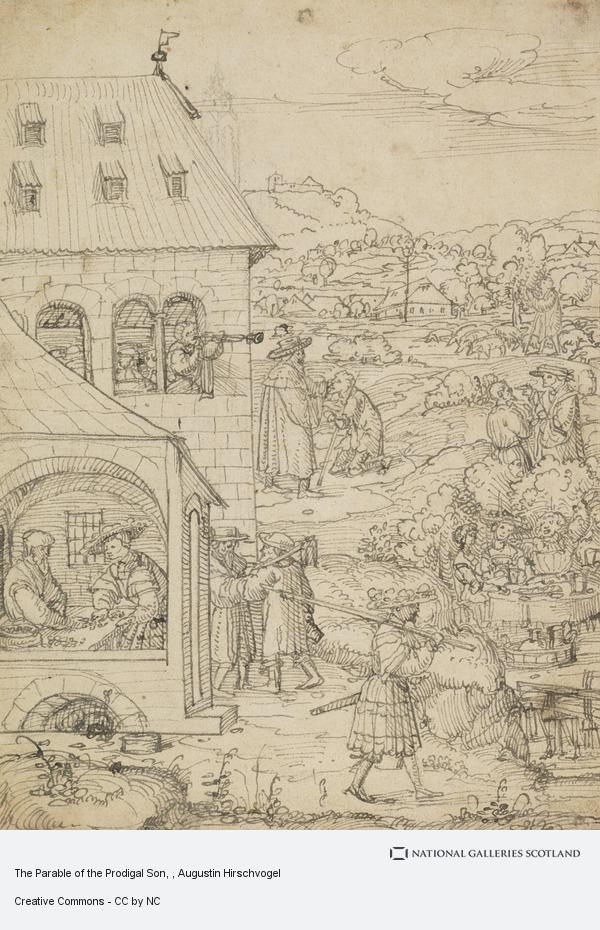 600x930 The Parable Of The Prodigal Son National Galleries Of Scotland