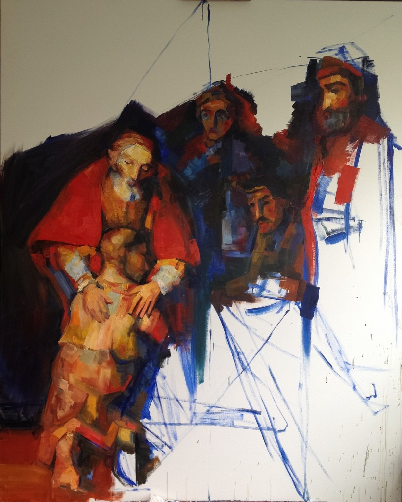 820x1024 The Return Of The Prodigal Son, Or How To Face One's Fears