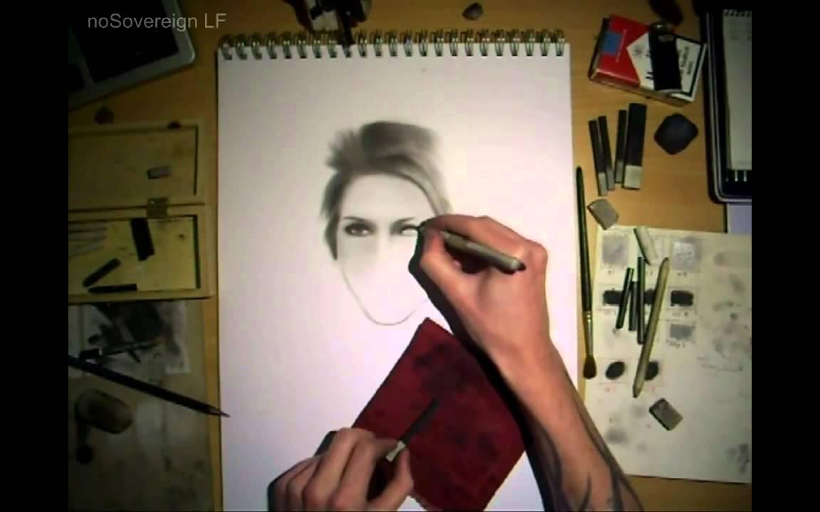 1152x720 Professional Drawing Pencils