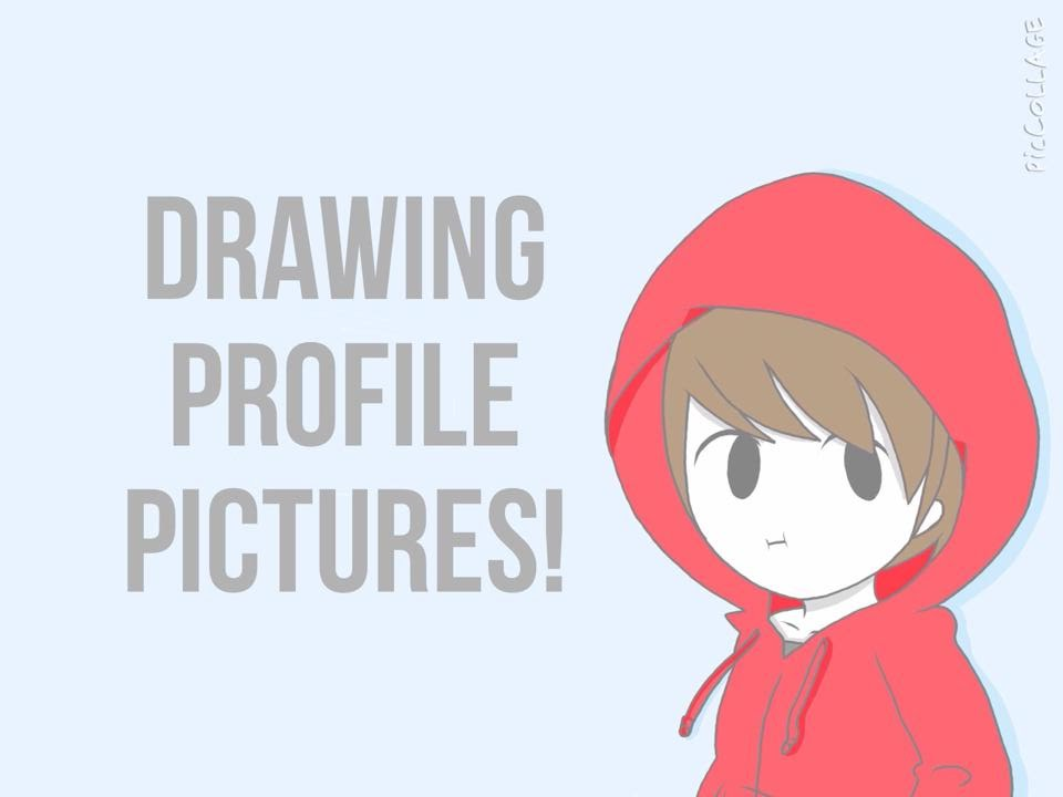 960x720 Drawing Profile Pictures!