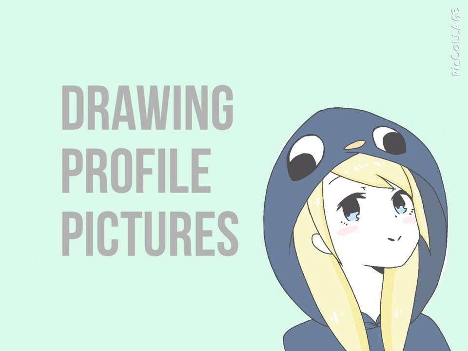 960x720 Drawing Profile Pictures! 2