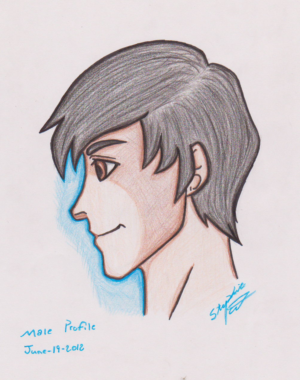 profile pictures drawing at getdrawings com free for personal use