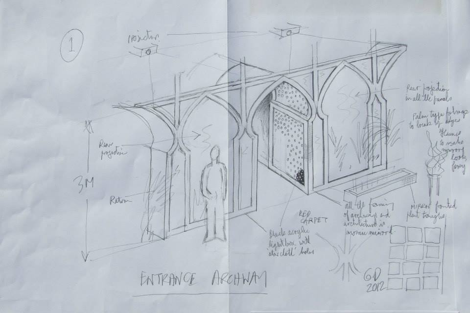 960x639 Big House Events Ltd Technical Drawing Amp Project Management