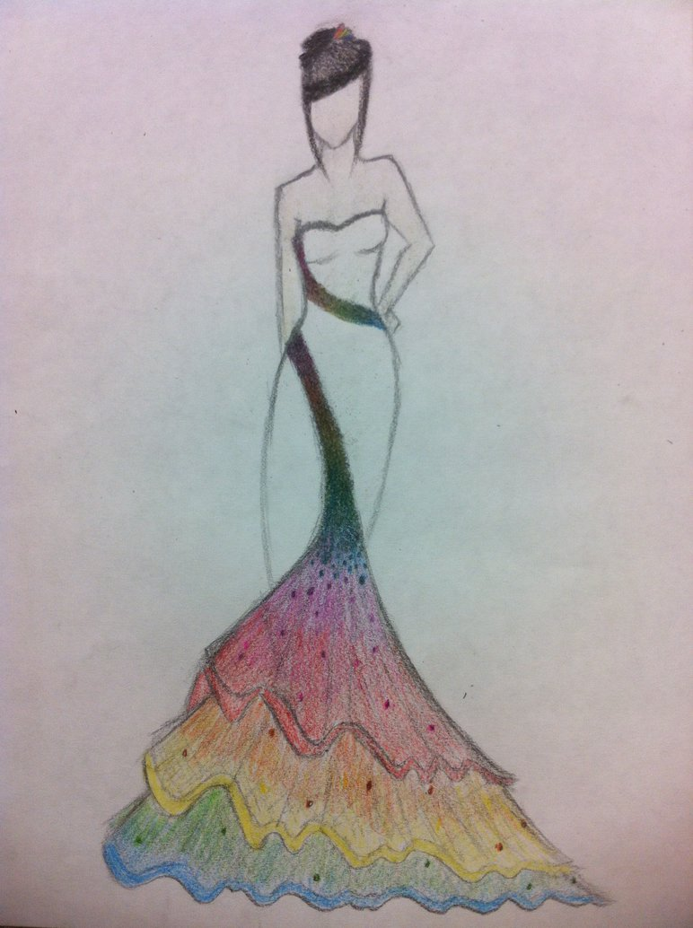 Prom Drawing at GetDrawings.com | Free for personal use Prom Drawing ...