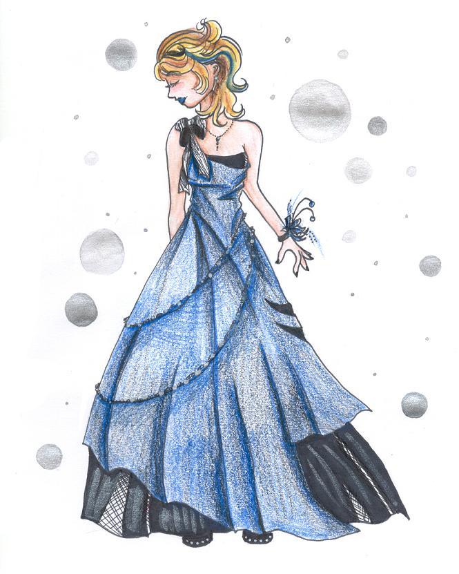 665x831 Zelda Prom Dress