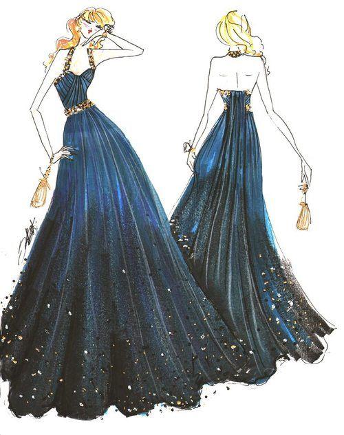 500x633 Cute Prom Dress Drawings Prom Dresses Dressesss