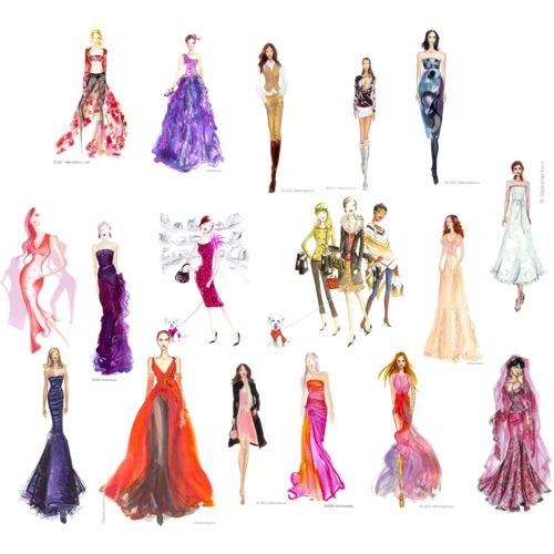 Prom Dresses Drawing At Getdrawings Com Free For Personal Use Prom