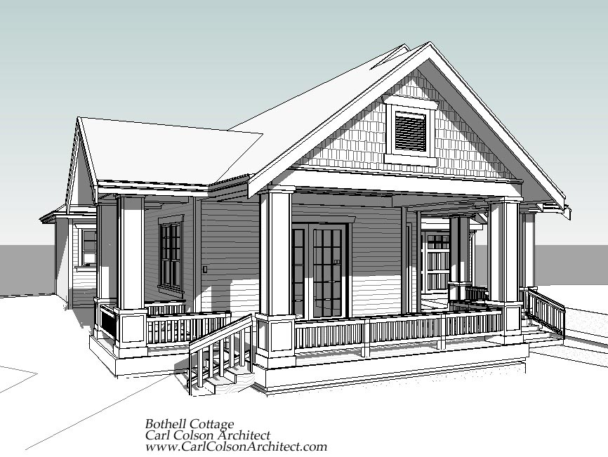 866x651 ADU Cottage AEUR Creating The Design Drawings