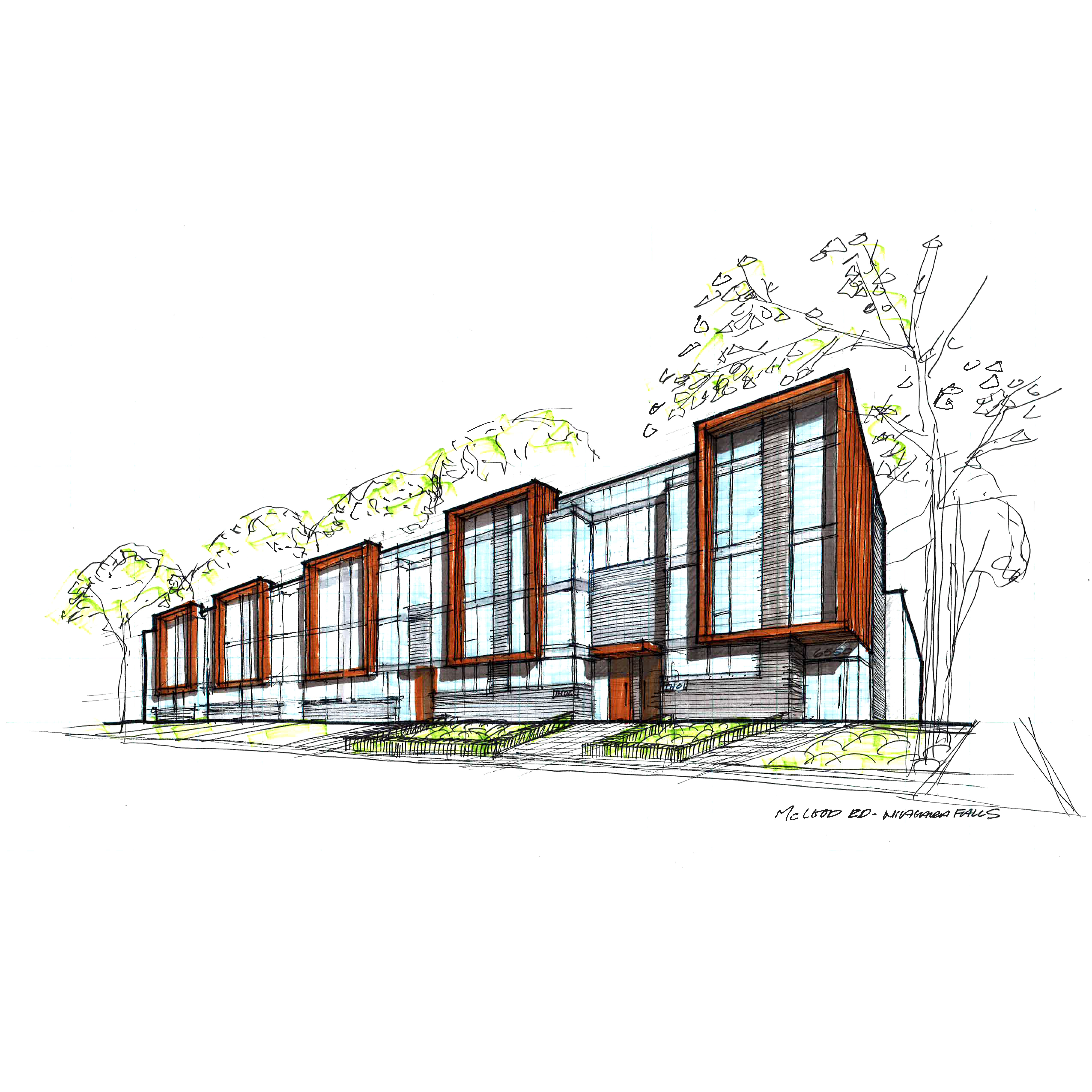 5100x5100 Architectural Drawing Core Architects News