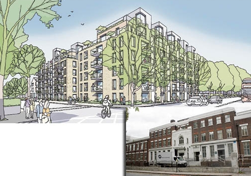 500x350 Property Council Set To Sell Camden Town Buildings To Barratt As