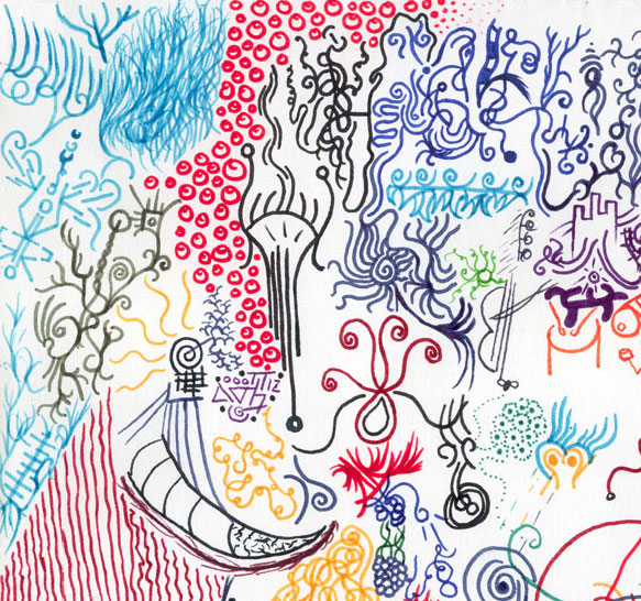 583x546 Doodling Your Way To A More Mindful Life Psychology Today