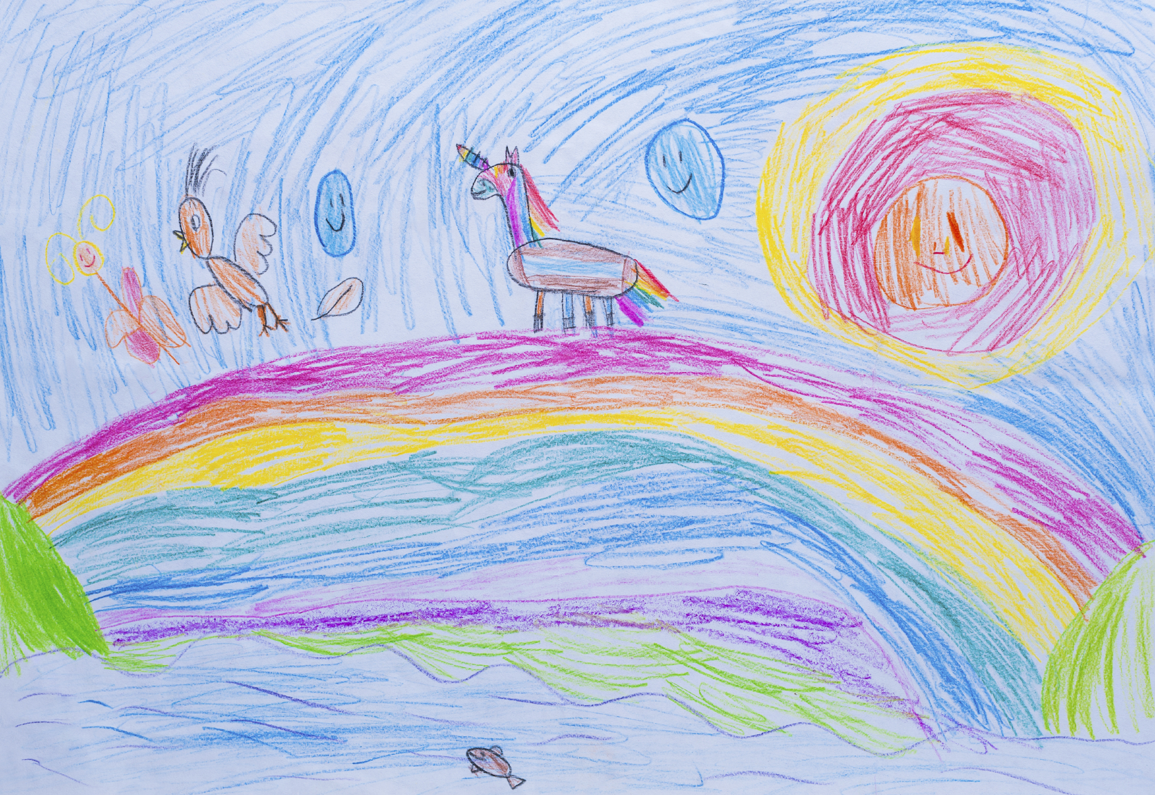 1669x1150 The Psychology Of Children's Artwork
