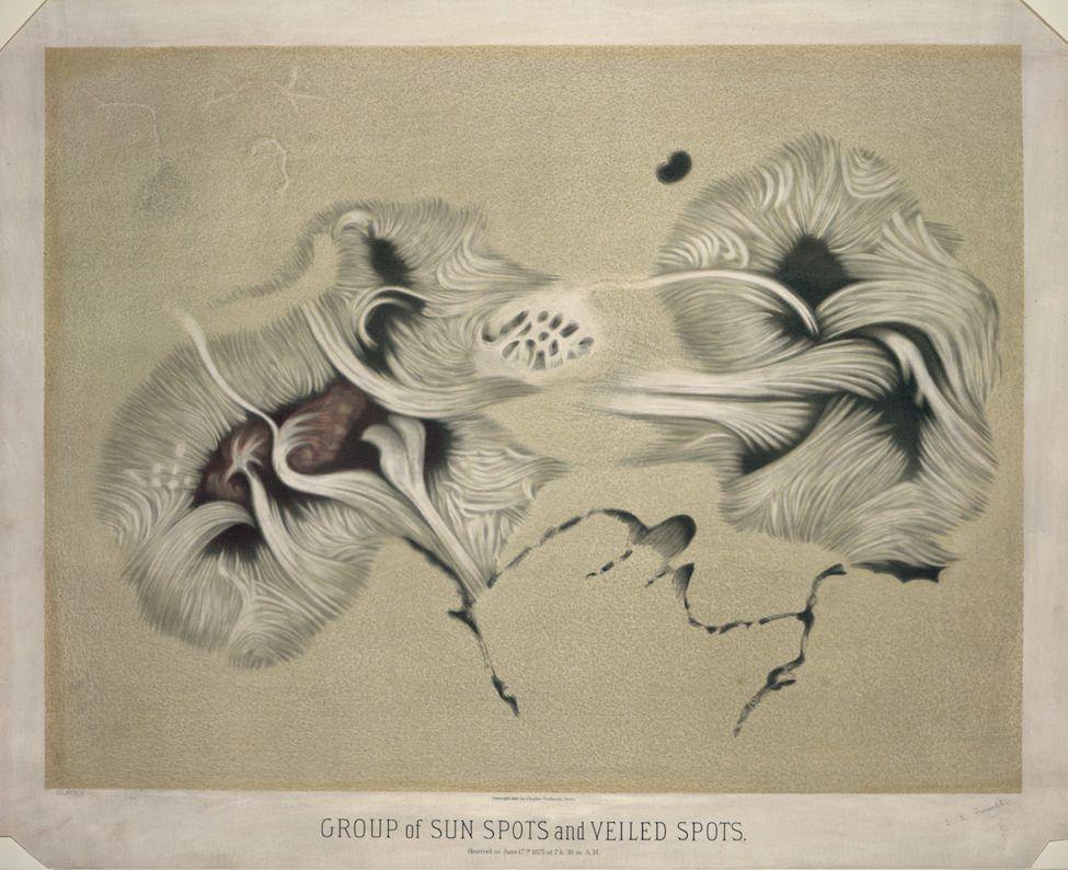 975x794 The Trouvelot Astronomical Drawings (1882) Public Domain