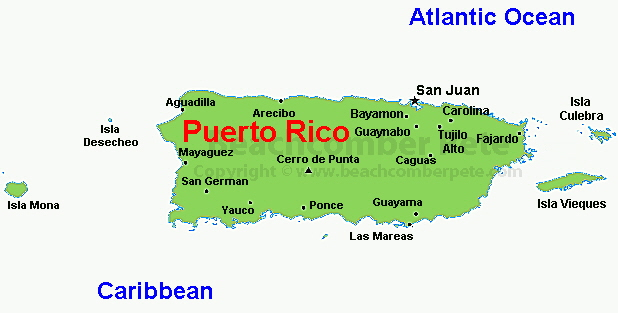 Puerto Rico Map Drawing at GetDrawings.com | Free for personal use ...