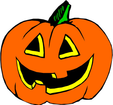 376x350 Excellent Cartoon Images Of Pumpkins Pumpkin Step By Drawing
