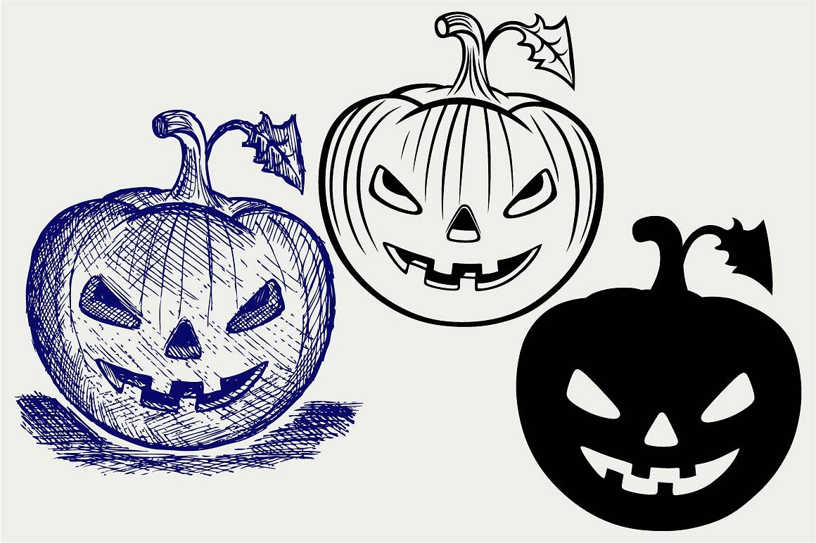 1160x772 Pumpkin Designs
