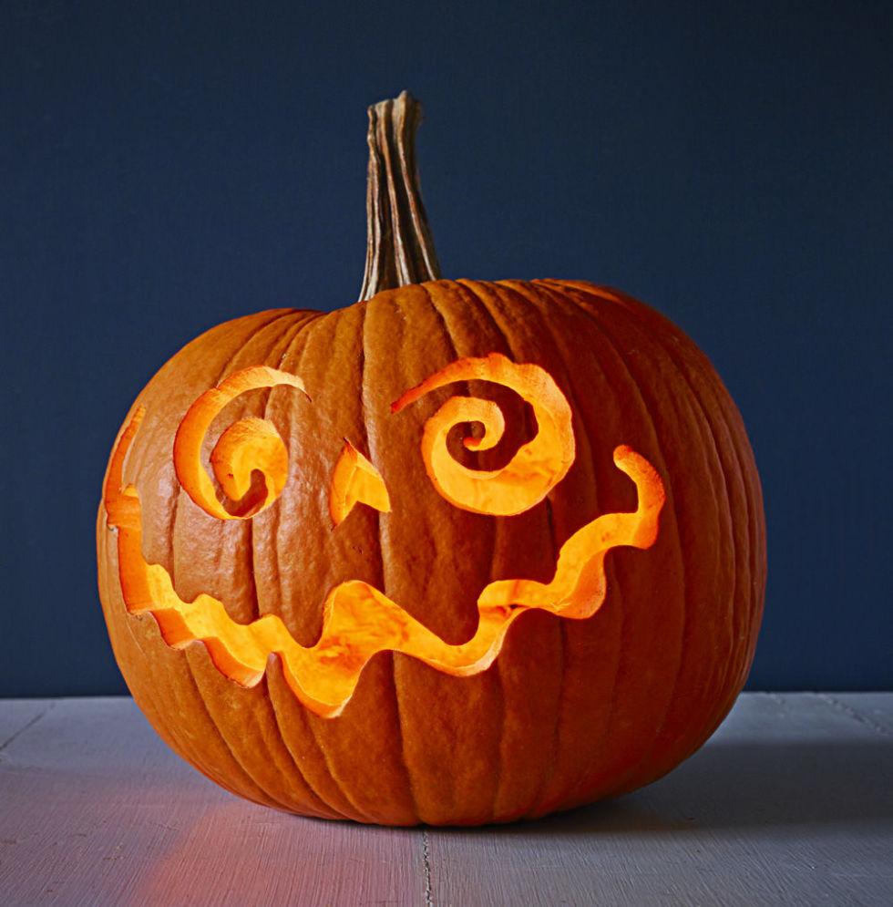 980x995 Easy Pumpkin Carving Ideas For Halloween Pumpkin Drawing