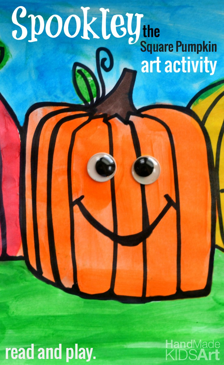 736x1200 Spookley The Square Pumpkin Inspired Drawing