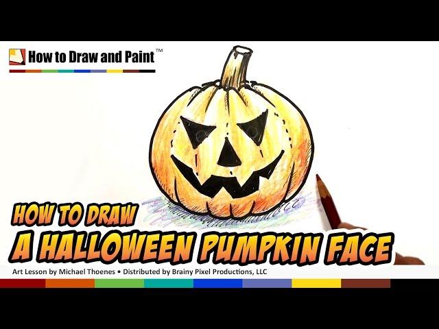 640x480 4 Ways To Draw A Pumpkin