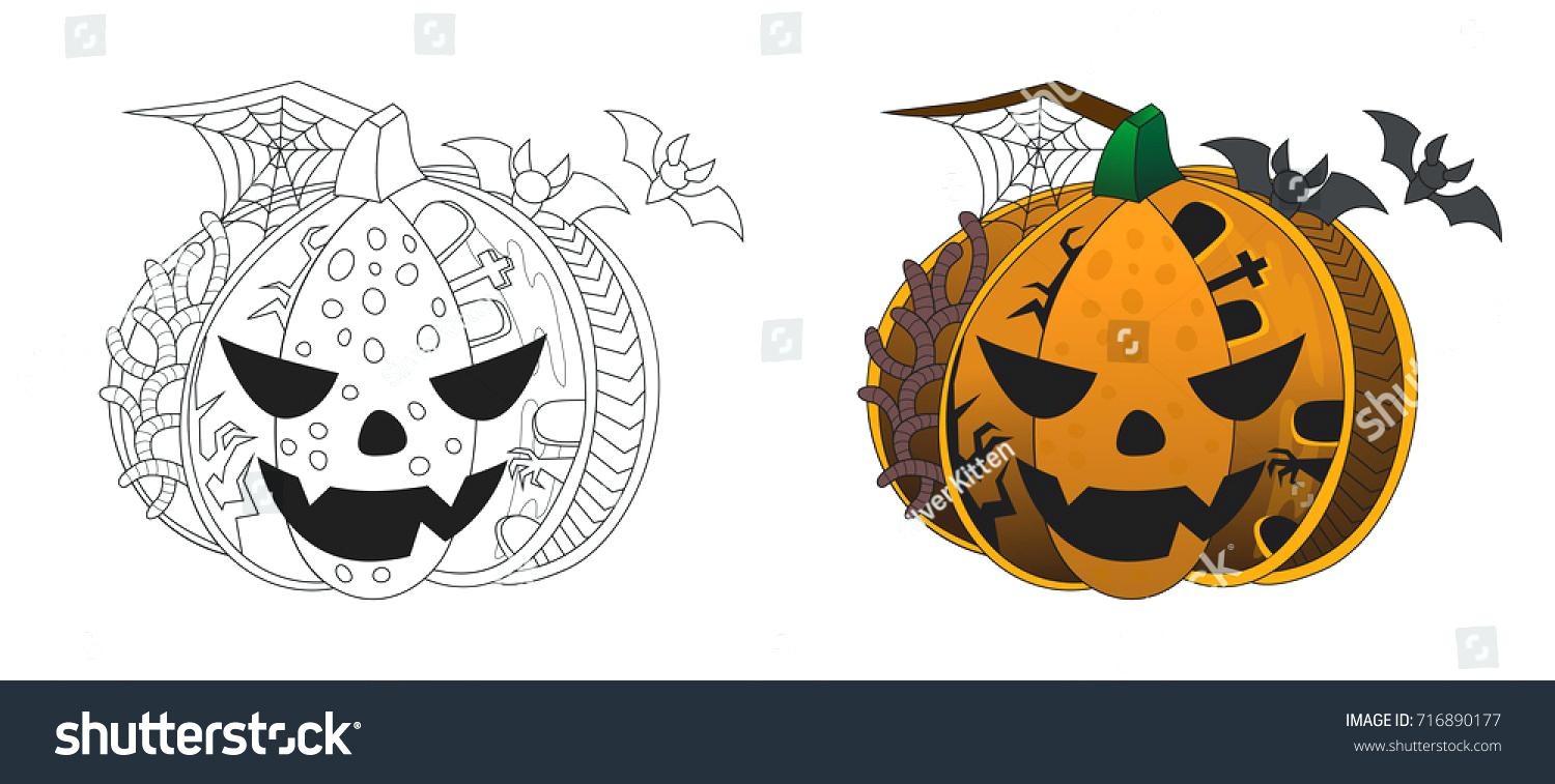 Pumpkin Drawing Pages at GetDrawings.com   Free for personal use ...