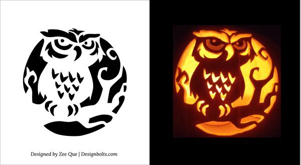 600x329 Scary^^ Halloween Pumpkin Pattern Ideas 2017 Faces, Designs