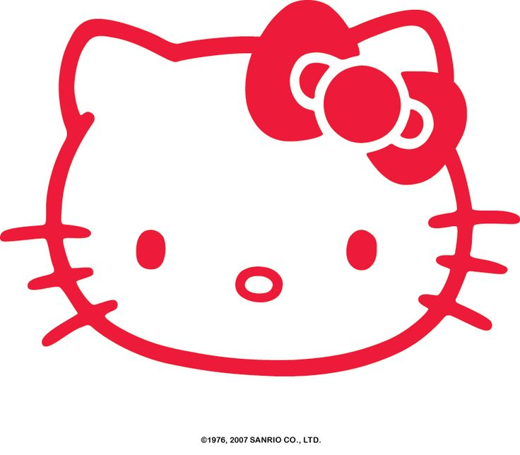736x644 Hello Kitty Pumpkin Stencil Fall Inspiration