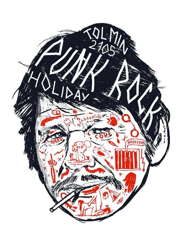 600x808 Alberto Becherini Punk Rock Holiday 1.5